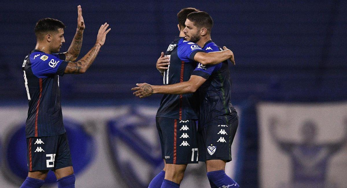 Vélez Sarsfield quiere dar la hora en la Copa Libertadores. Foto: Facebook Club Vélez Sarsfield