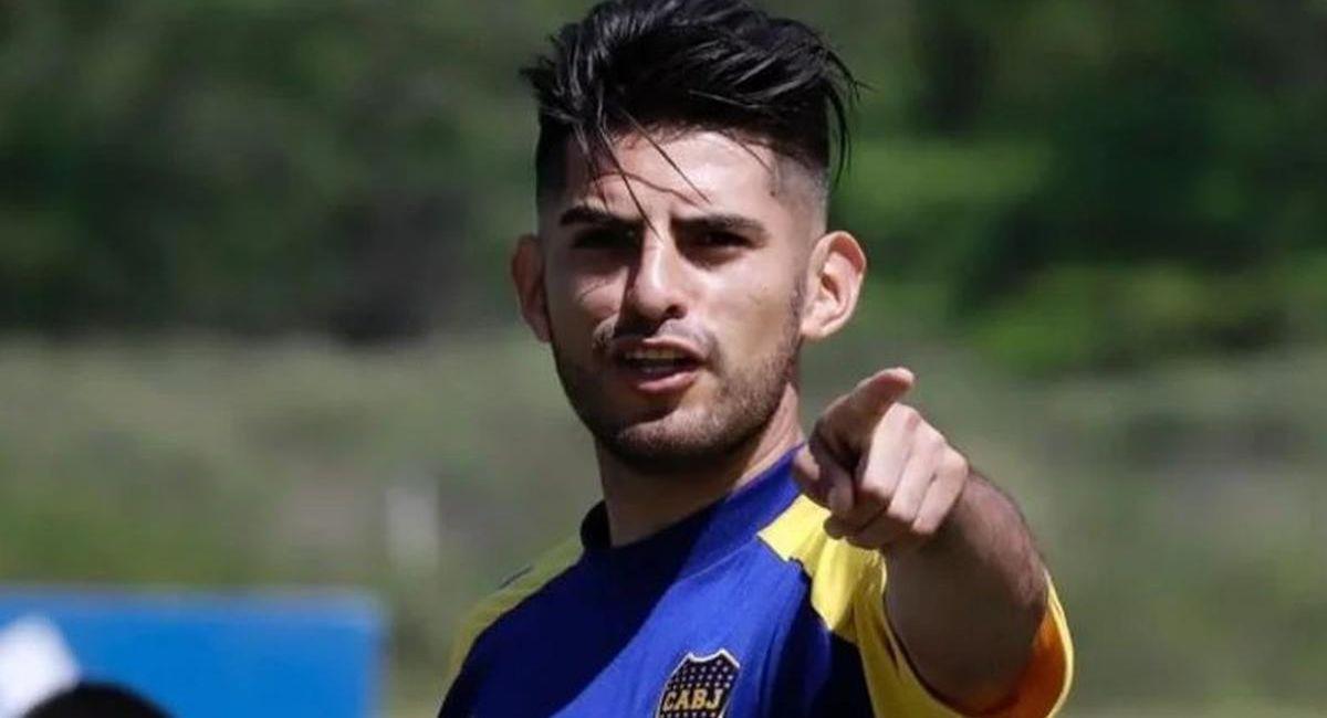 Carlos Zambrano está en cuarentena en Boca Juniors. Foto: Twitter