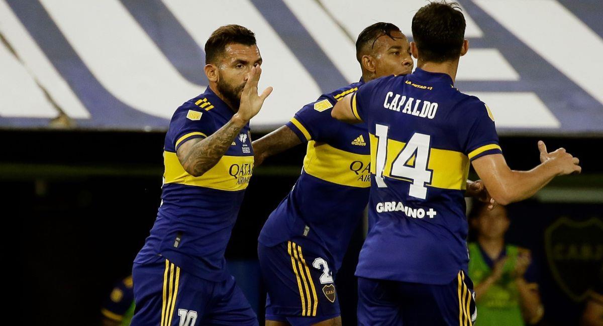 Boca Juniors se mide ante Atlético Tucumán. Foto: Facebook Club Boca Juniors