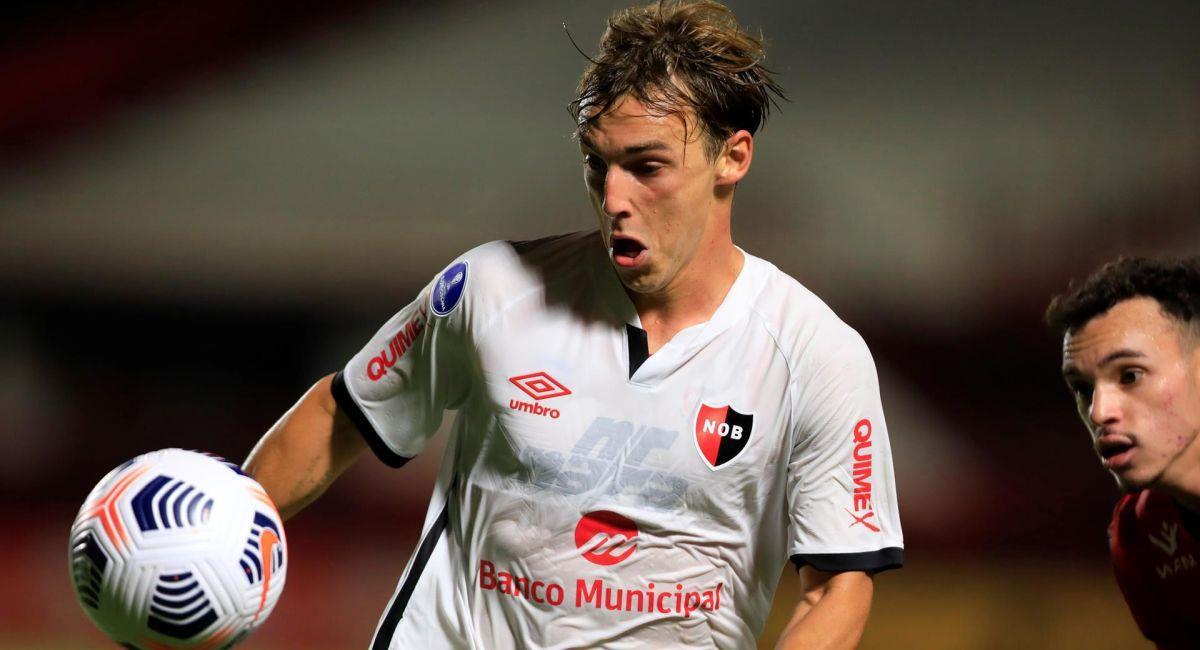 Newells quiere destacar en la Copa Sudamericana. Foto: EFE