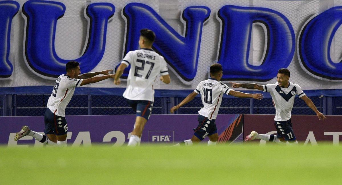 Vélez Sarsfield ha vuelto a la Copa Libertadores. Foto: EFE