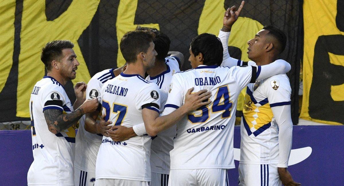 Boca Juniors es integrantes del Grupo C de la Copa Libertadores. Foto: EFE