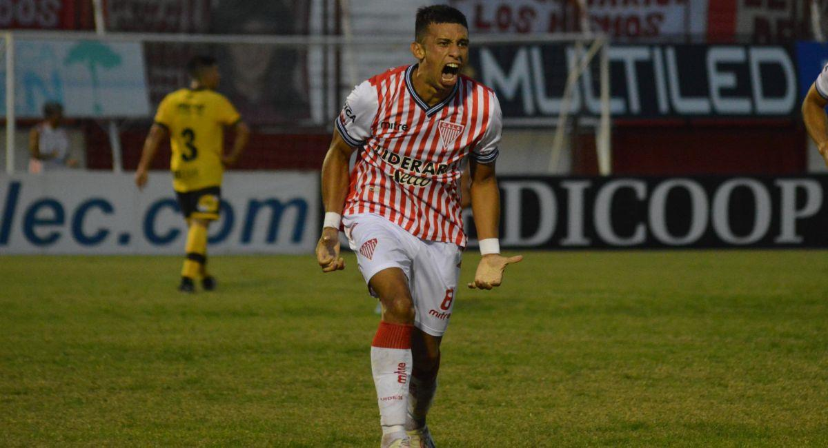 Los Andes quiere lograr el ascenso a la Primera Nacional. Foto: Facebook Club Los Andes