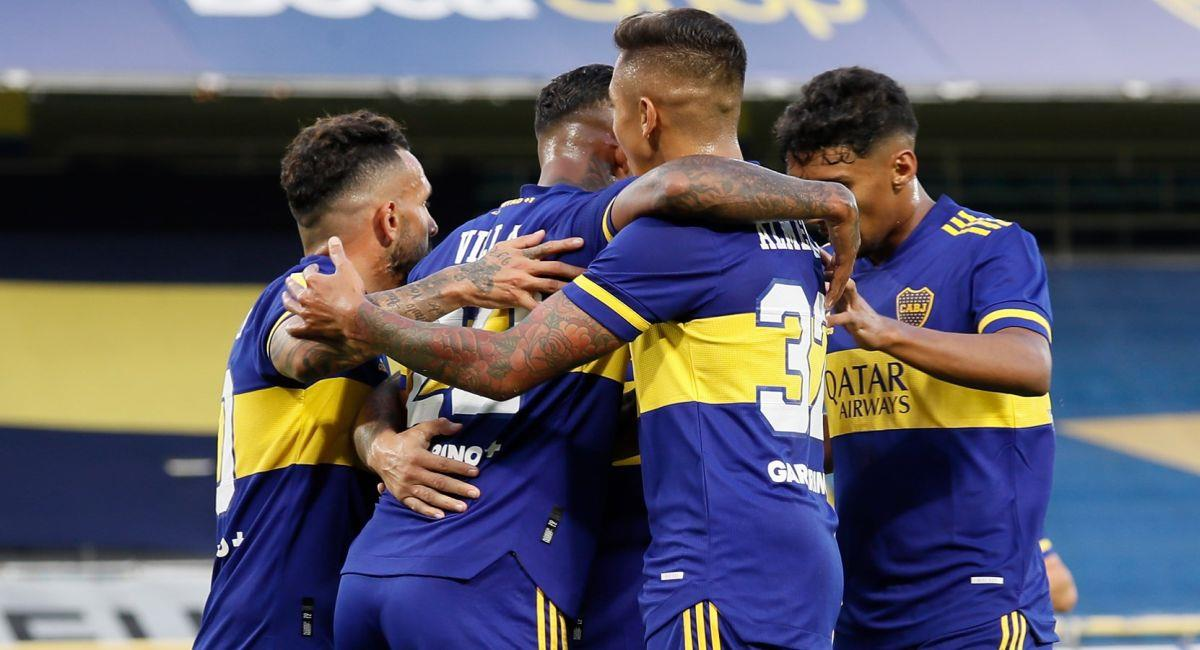 Boca Juniors busca avanzar en la Copa de la Liga Profesional. Foto: Facebook Club Boca Juniors