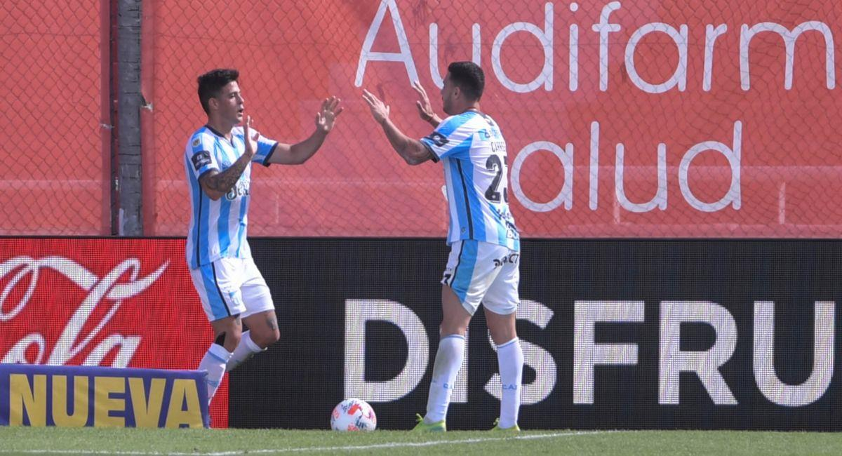 Atlético Tucumán venció de visita a Independiente. Foto: Twitter Liga Profesional de Argentina