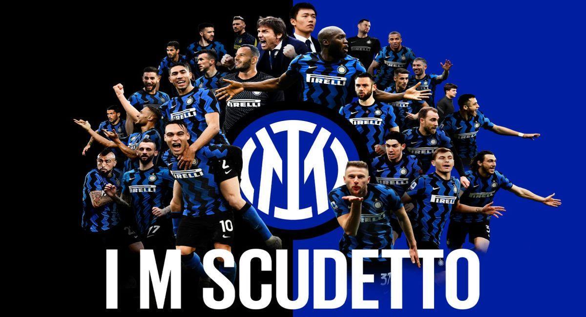 Inter de Milán es el nuevo campeón de la Serie A. Foto: Facebook Club Inter de Milán