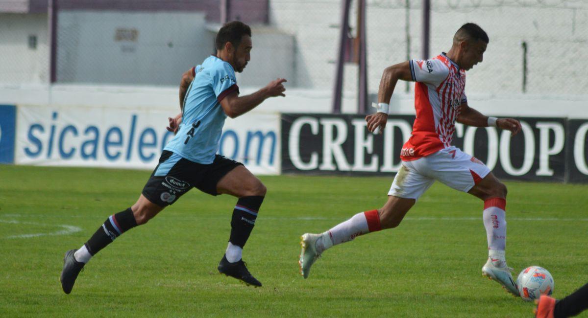 Los Andes lucha por el título de la Primera B Metropolitana. Foto: Facebook Club Los Andes