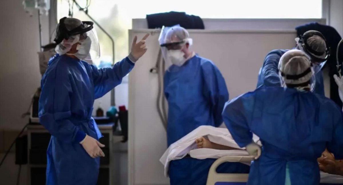 Argentina sigue combatiendo al coronavirus. Foto: Twitter