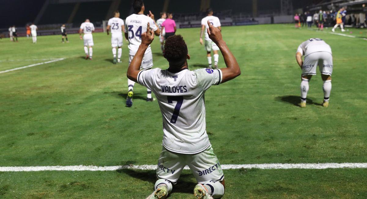 Talleres ya sabe lo que es ganar en la Copa Sudamericana. Foto: EFE