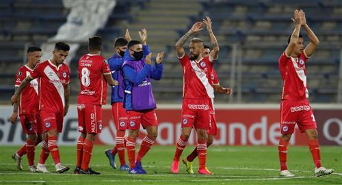 Atlético Nacional vs Argentinos Juniors EN VIVO ONLINE por la Copa Libertadores
