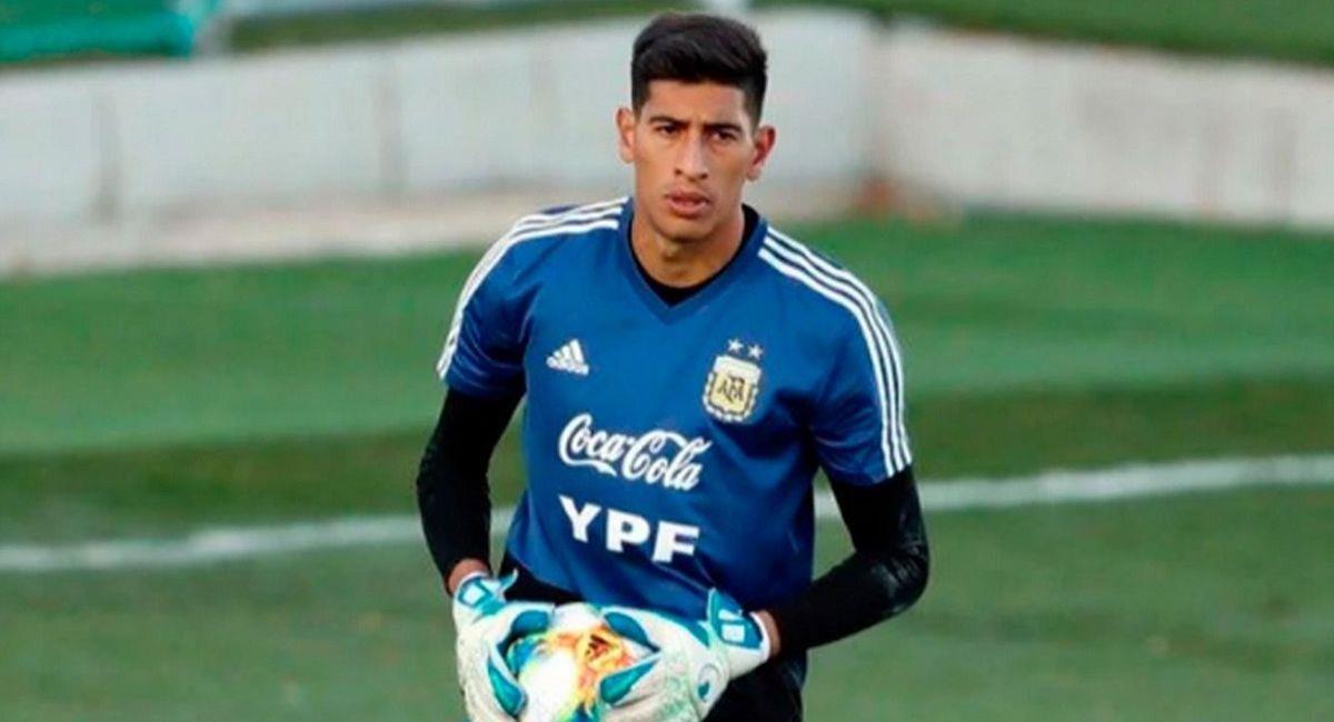 Esteban Andrada no puede entrar a la Argentina por haberse contagiado de coronavirus. Foto: Twitter