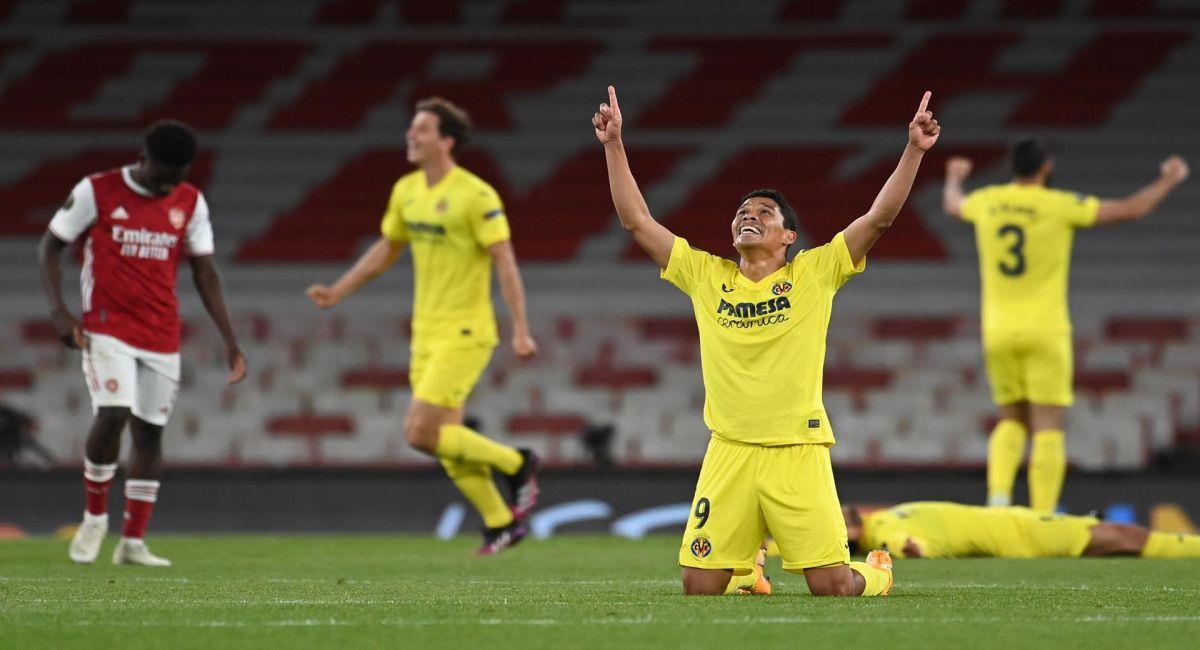Villarreal sueña con ganar la Europa League. Foto: EFE