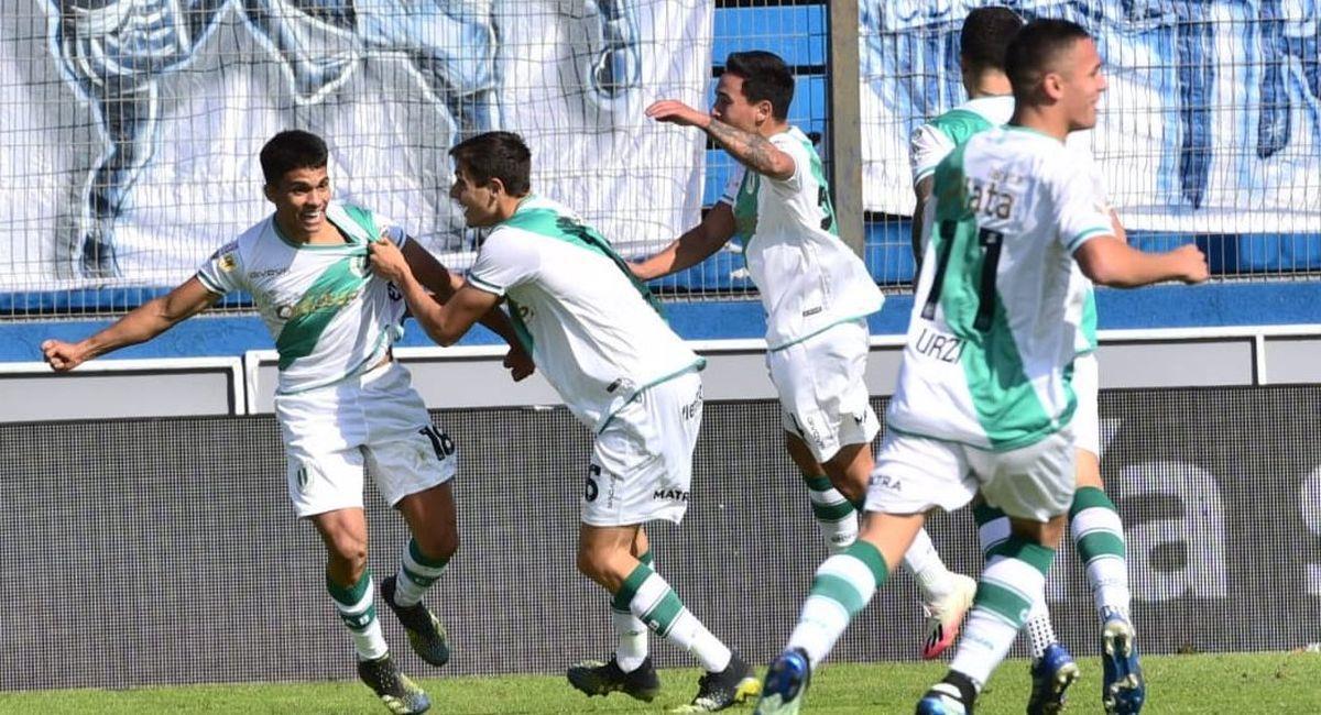 Banfield sigue soñando con los cuartos de final de la Copa de la Liga Profesional. Foto: Twitter Liga Profesional de Argentina