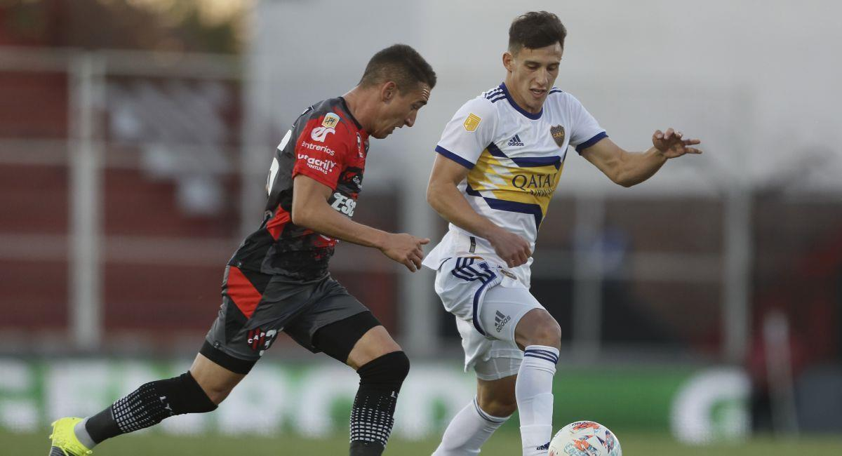 Boca Juniors fue sorprendido por Patronato. Foto: Twitter Liga Profesional de Argentina