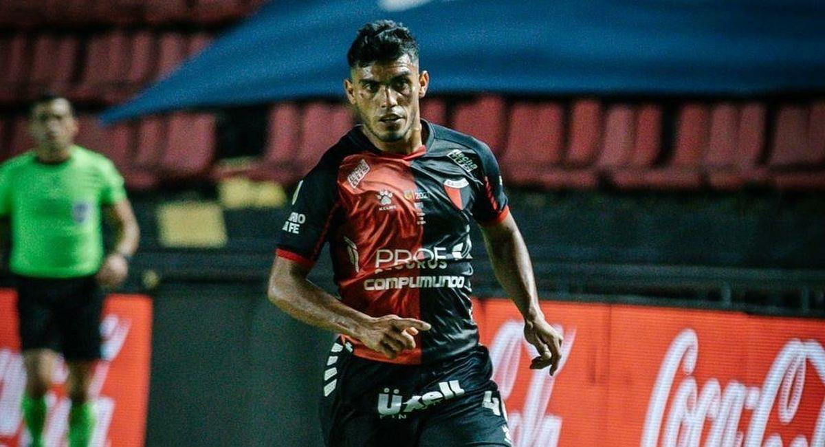 Colón dejó fuera de carrera a Unión. Foto: Twitter Club Colón