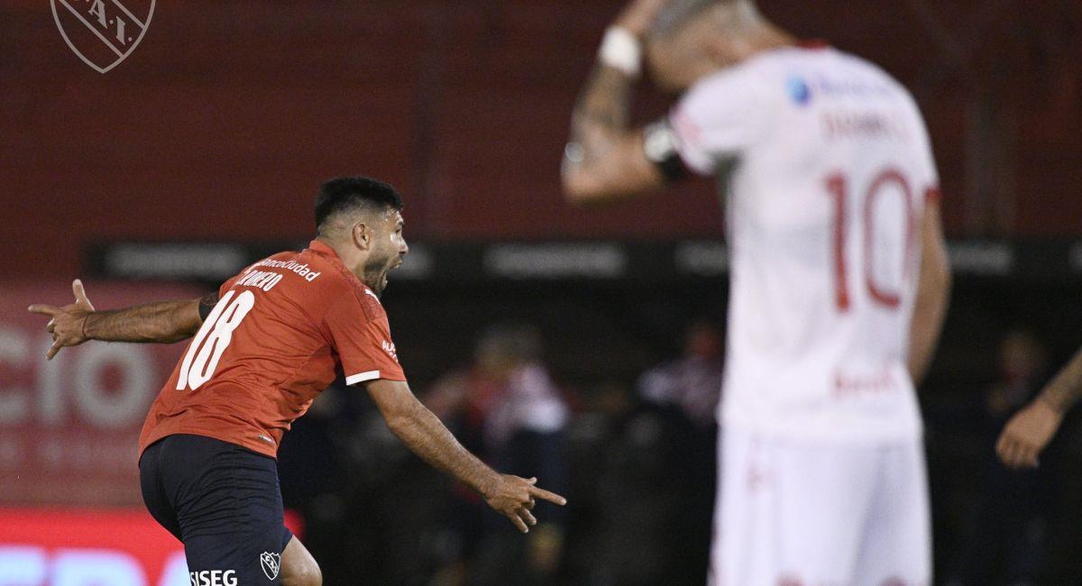 Independiente ya está en los cuartos de final de la Copa de la Liga Profesional. Foto: Twitter Club Independiente