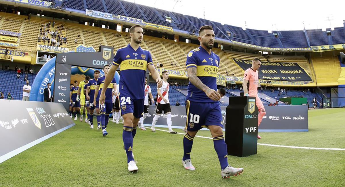 Boca Juniors y un nuevo 'Superclásico' ante River Plate. Foto: Twitter Boca Juniors