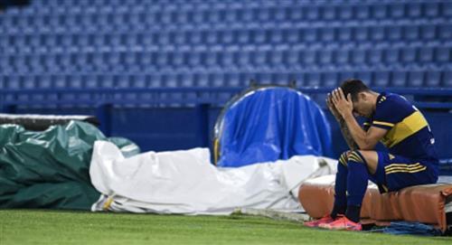 Mauro Zárate no seguirá en Boca