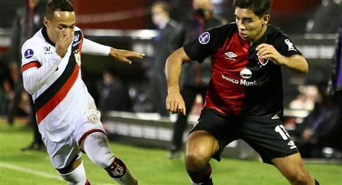 Newells se despidió de la Sudamericana