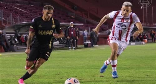 Lanús se despidió de la Sudamericana con empate ante Aragua