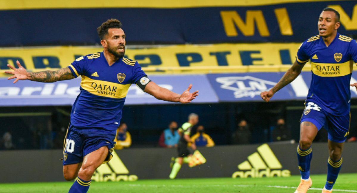 Boca Juniors es uno de los clasificados a los octavos de la Copa Libertadores. Foto: Facebook