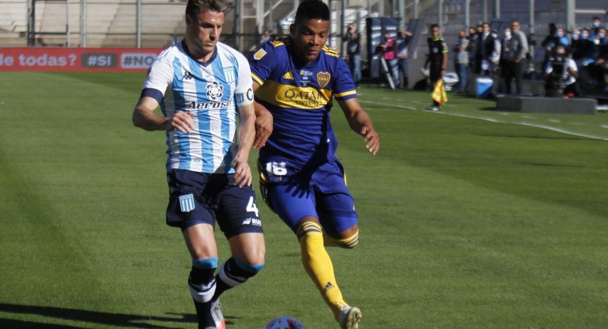 Racing eliminó a Boca de la Copa de la Liga Profesional. Foto: Twitter
