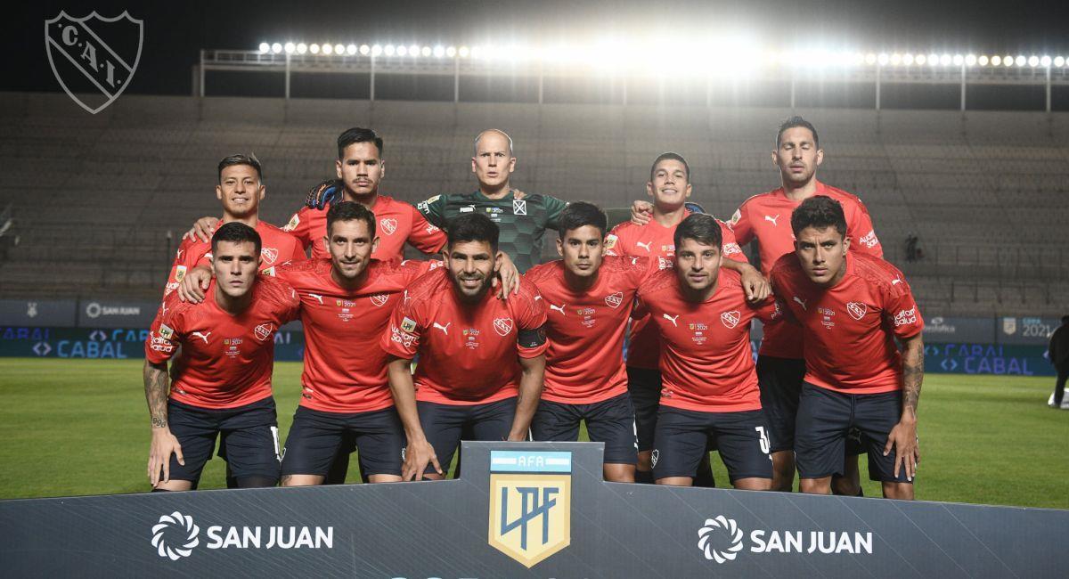 Independiente sueña con ganar la Copa Sudamericana. Foto: Facebook Club Independiente
