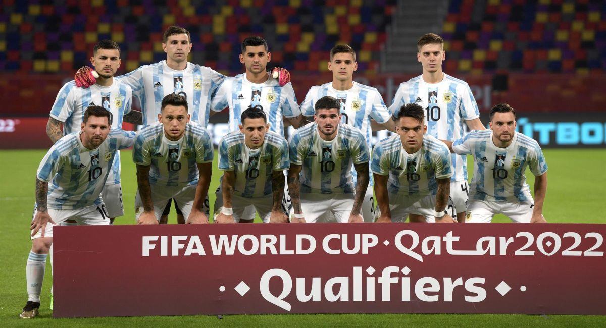 Argentina se hará presente en la Copa América. Foto: EFE