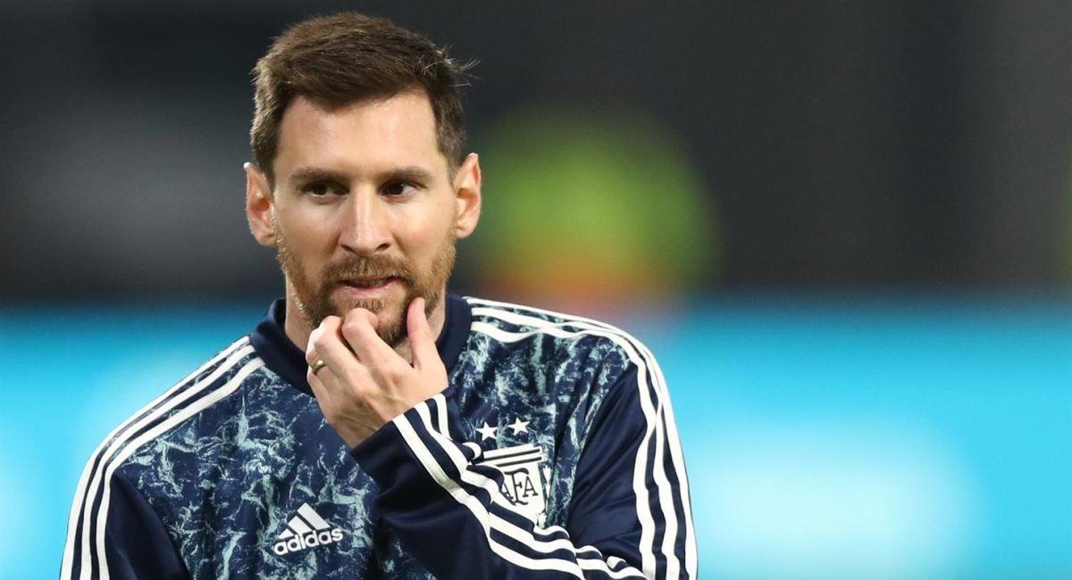 Lionel Messi tendría su futuro en la MLS. Foto: EFE