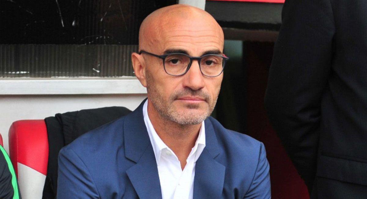 Paolo Montero, nuevo entrenador de San Lorenzo. Foto: Twitter