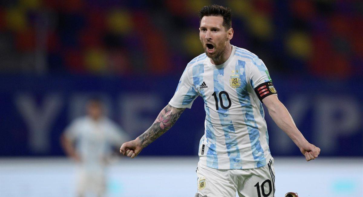 La selección de Argentina quiere ganar la Copa América. Foto: EFE
