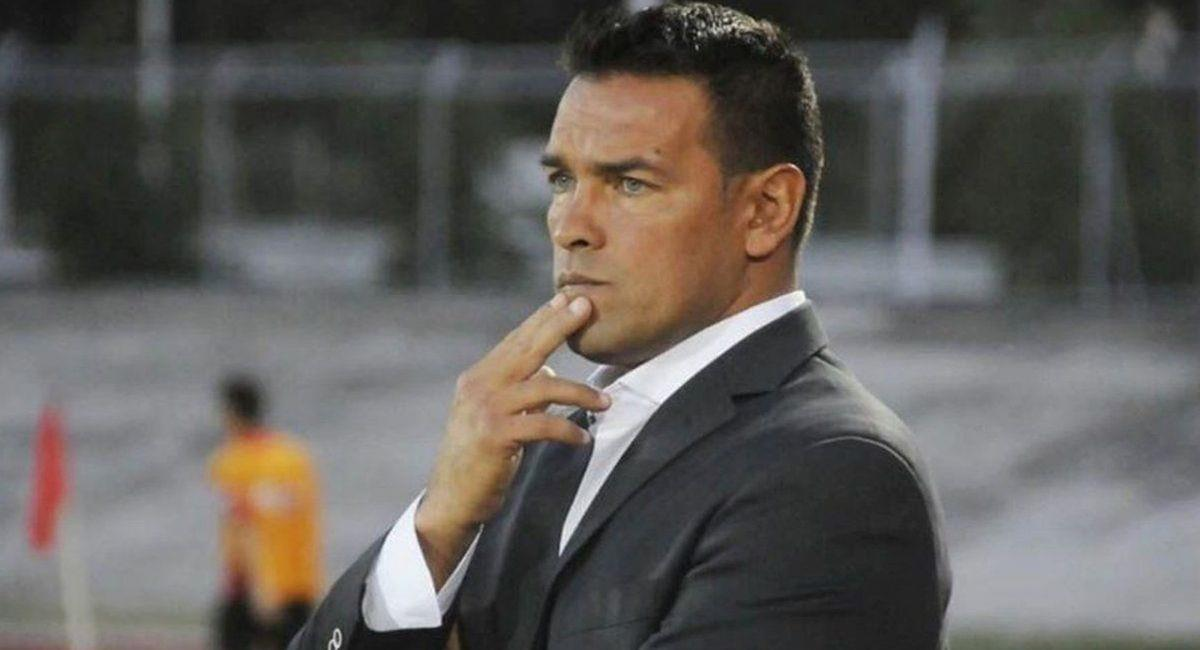 Fernando Gamboa, entrenador de Newells Old Boys. Foto: Twitter