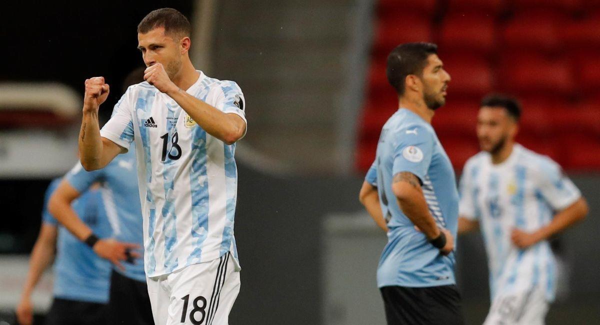 Argentina deberá plantarse ante Paraguay en la Copa América. Foto: EFE