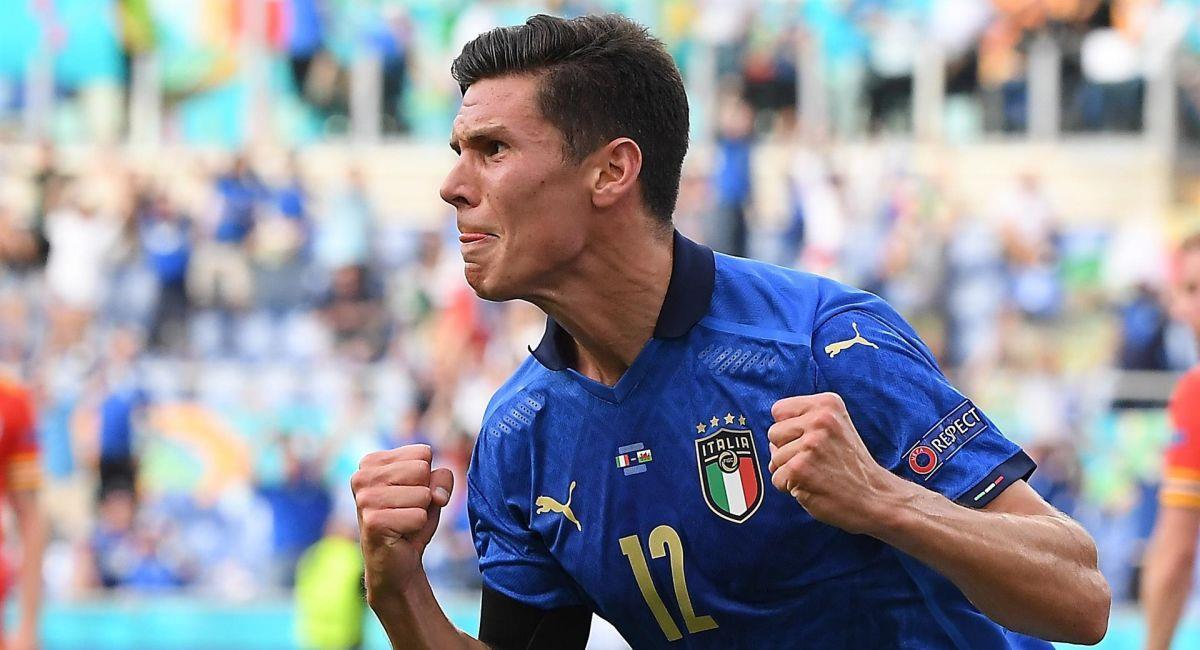 Italia no da tregua a sus rivales en la Eurocopa. Foto: EFE