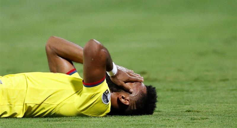 Colombia fue derrotada por Perú en la Copa América