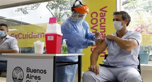 ¿Desde cuándo se vacunarán los mayores de 50 en Buenos Aires?
