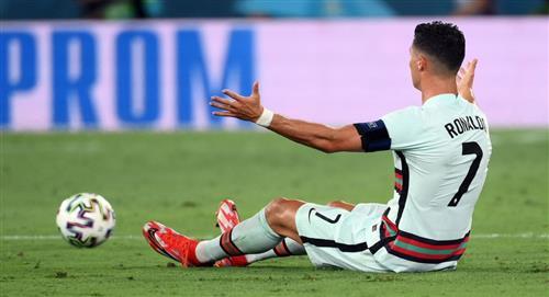 Cristiano y Portugal, eliminados de la Euro
