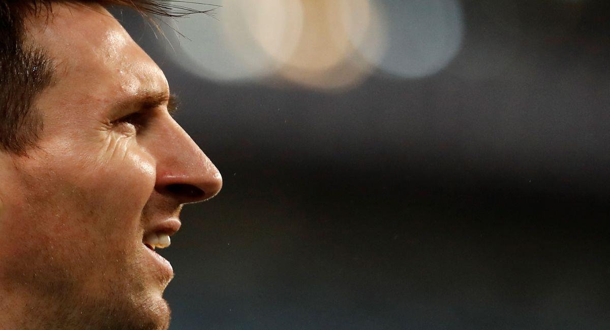 Lionel Messi fue formado de niño en Newells Old Boys. Foto: EFE