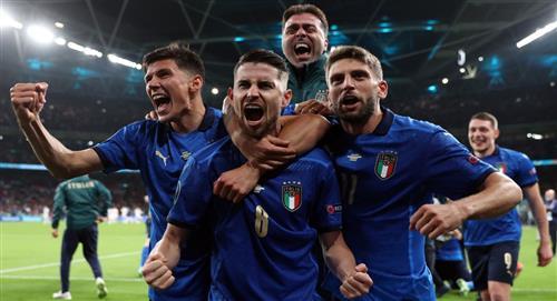 Italia, a la final de la Eurocopa