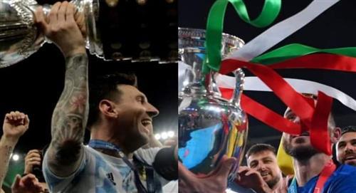 ¿Habrá partido entre Argentina vs Italia?