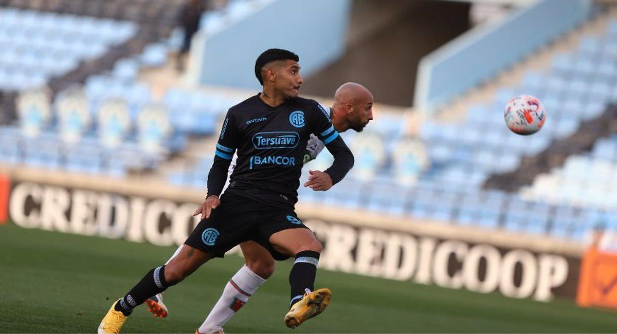 Belgrano de Córdoba visita a Quilmes en la Primera Nacional. Foto: Facebook Club Belgrano de Córdoba
