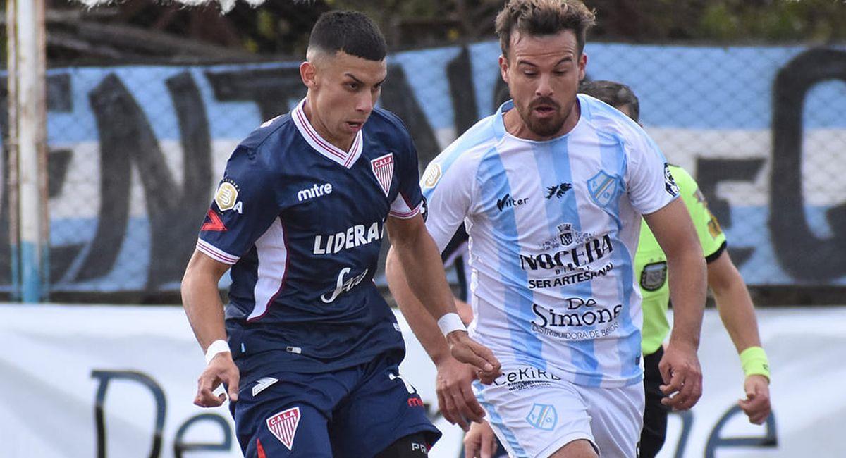 Los Andes logró sacar un punto ante Argentino de Quilmes. Foto: Facebook Club Los Andes