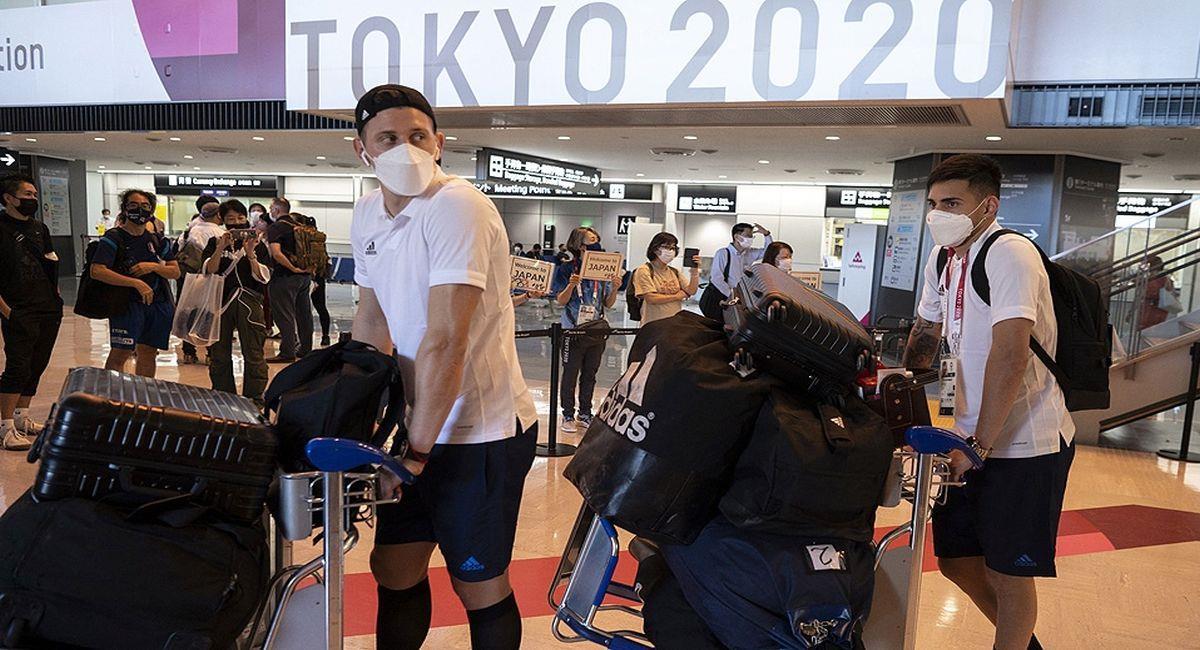 El seleccionado de fútbol llega con expectativas de sumar la medalla de oro en Tokio 2020. Foto: Télam