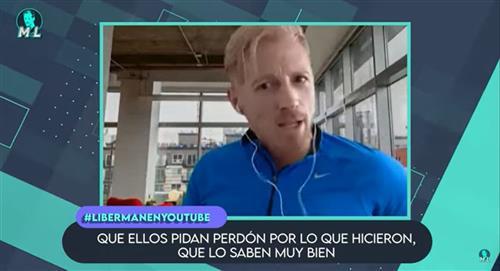 """""""¿Pedir perdón a Messi y Di María? ¡Que pidan perdon ellos!"""""""