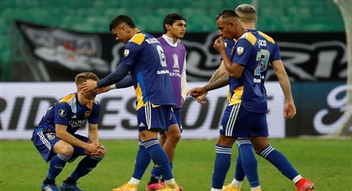 Atlético Mineiro vs Boca EN VIVO por la Copa Libertadores