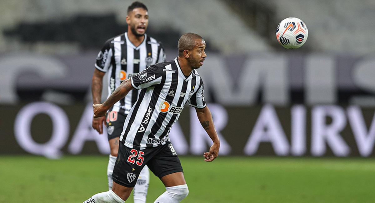 Mineiro no tiene miedo a represalias. Foto: Twitter @Atletico