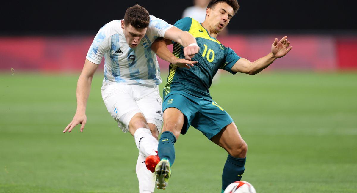 Argentina quiere mostrar una mejoría ante Egipto. Foto: Twitter Selección de Argentina