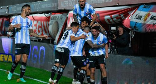 Argentinos logró agónica victoria