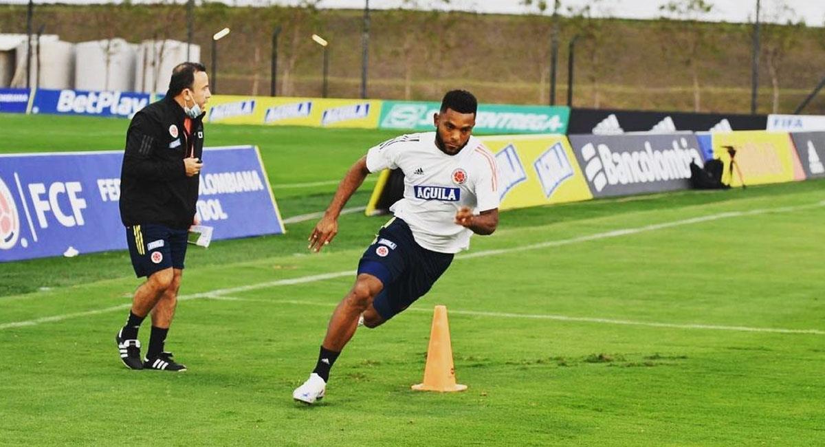 Borja desiste y Boca seguirá en la búsqueda de su 9 ideal. Foto: Instagram @miguelaborja23