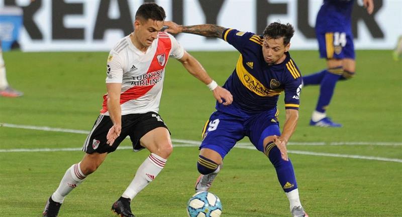 ¿Cuándo juega Boca Juniors vs River Plate?